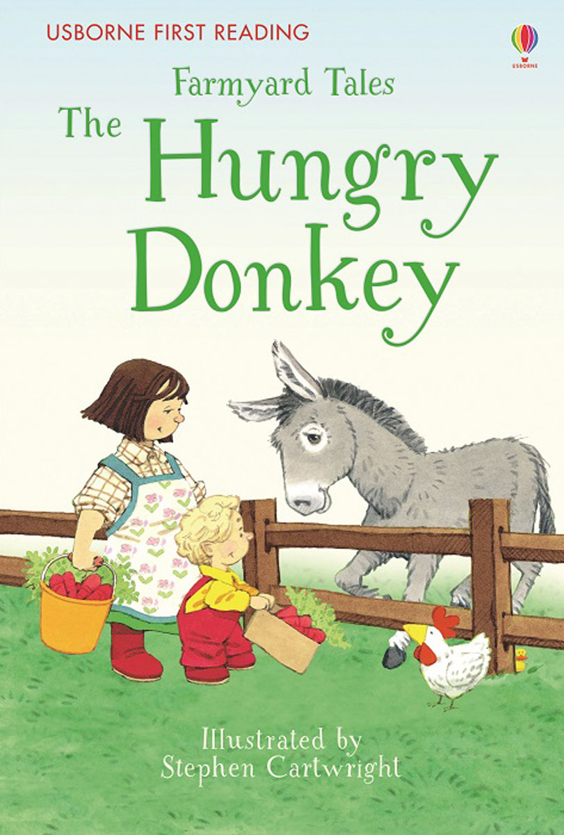 Farmyard Tales The Hungry Donkey farmyard tales the hungry donkey