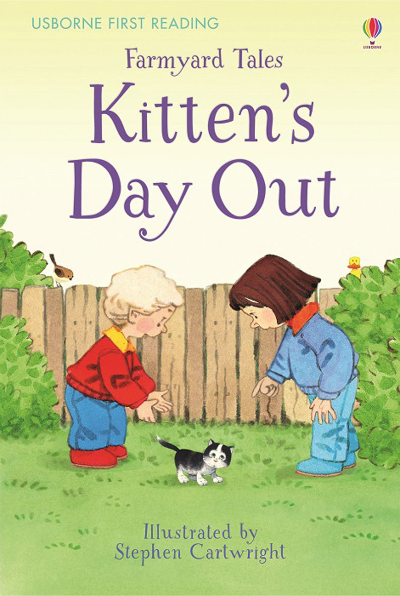 Farmyard Tales Kitten's Day Out farmyard tales the silly sheepdog