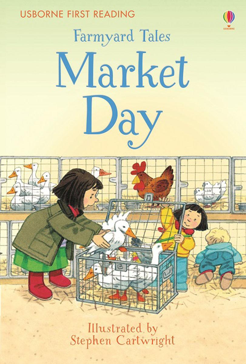 Farmyard Tales Market Day market day