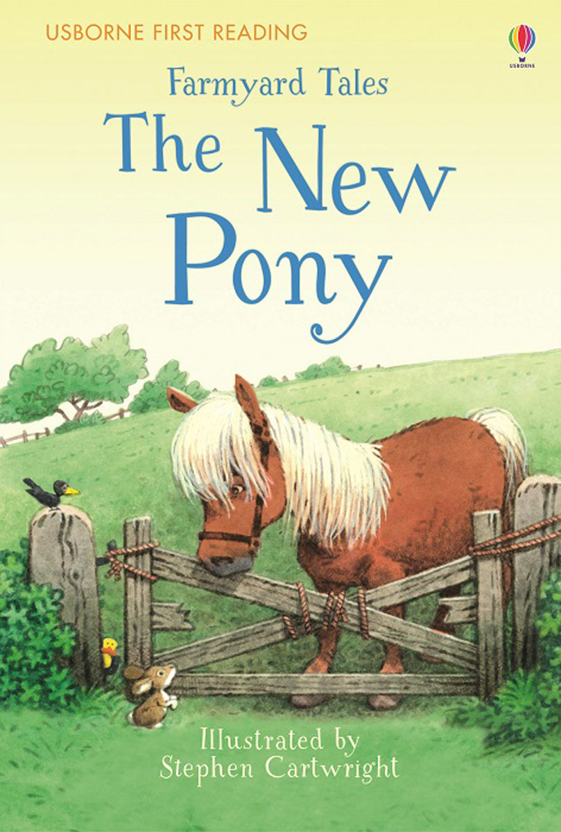 Farmyard Tales The New Pony farmyard tales the hungry donkey