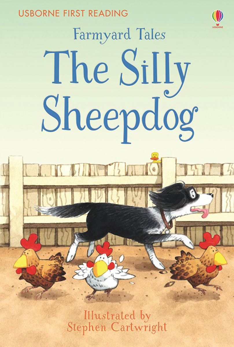 Farmyard Tales The Silly Sheepdog farmyard tales the silly sheepdog
