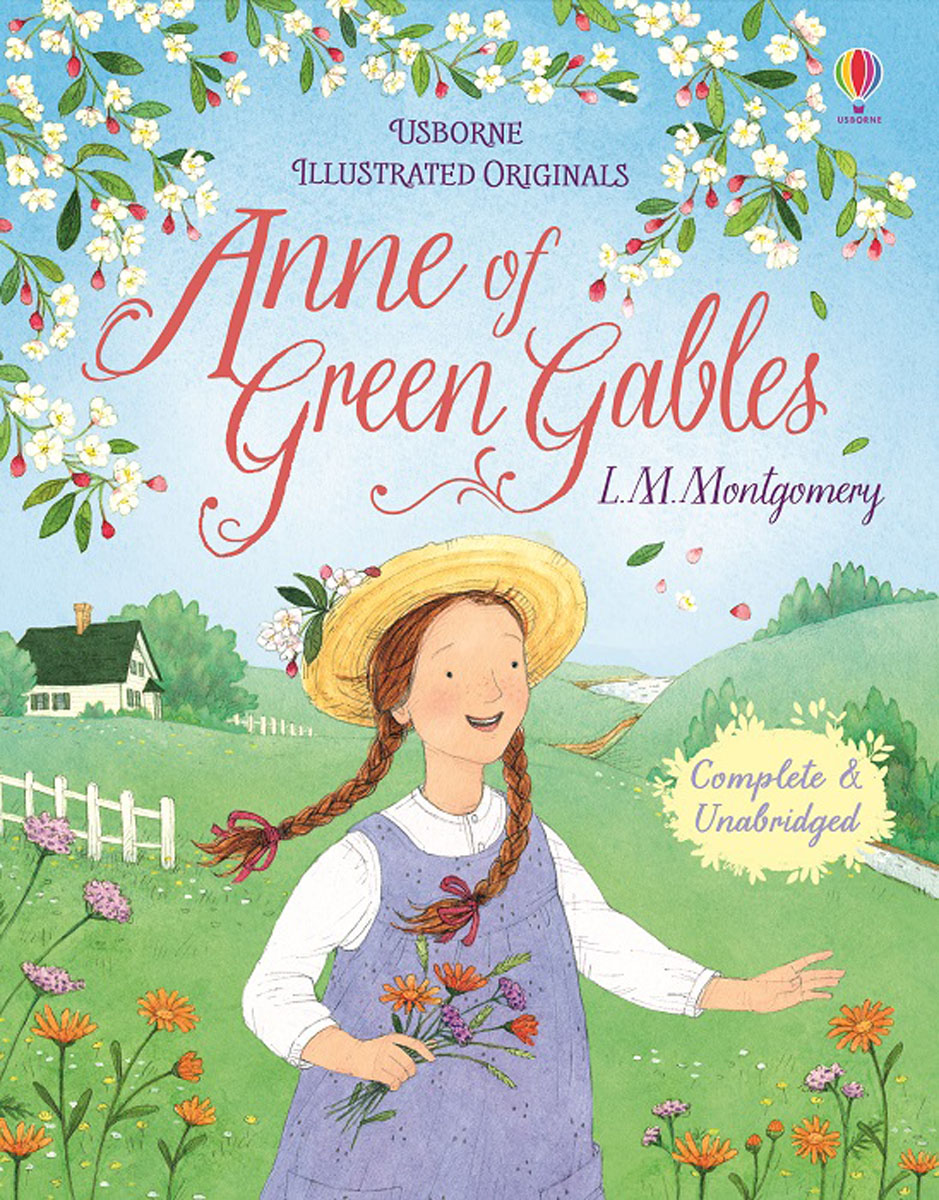Anne of Green Gables  color the classics anne of green gables a coloring book visit to avonlea