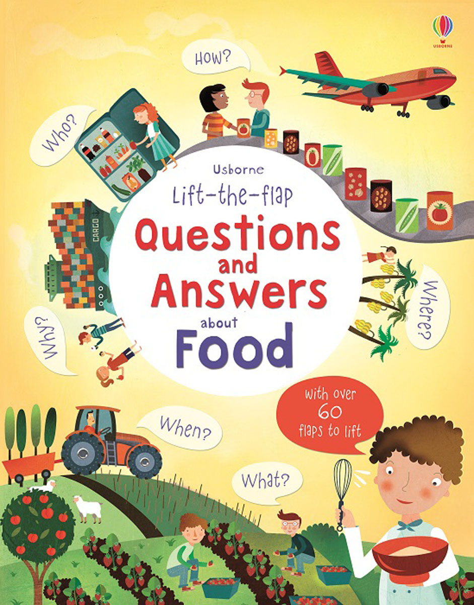Lift-the-flap Questions and Answers about Food charles duncan pmp practice makes perfect over 1000 pmp practice questions and answers