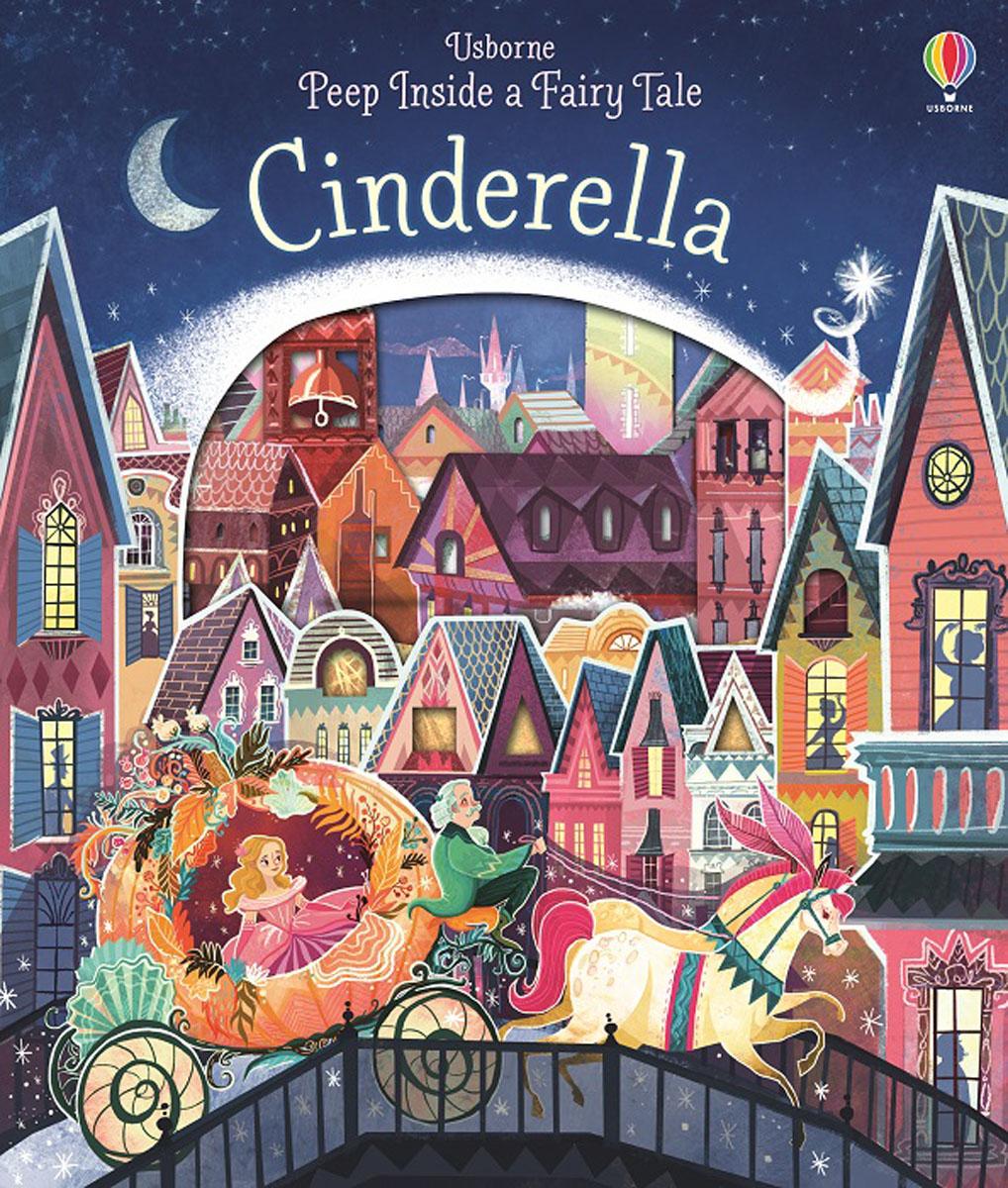 Peep Inside a Fairy Tale Cinderella a new lease of death