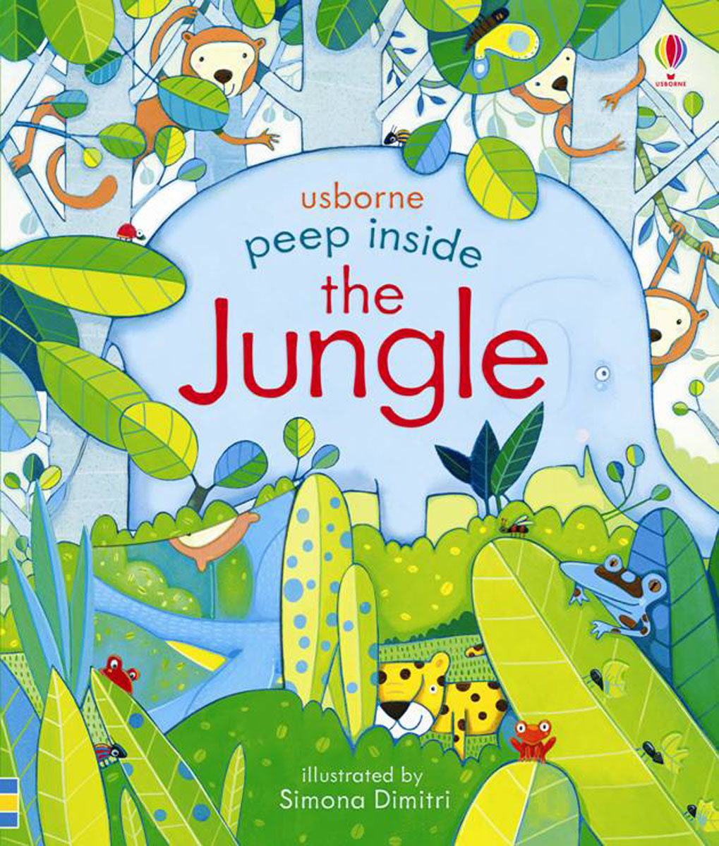 Peep Inside the Jungle see inside science