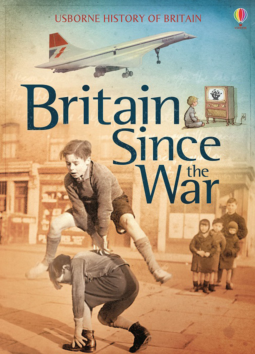 все цены на Britain Since the War в интернете