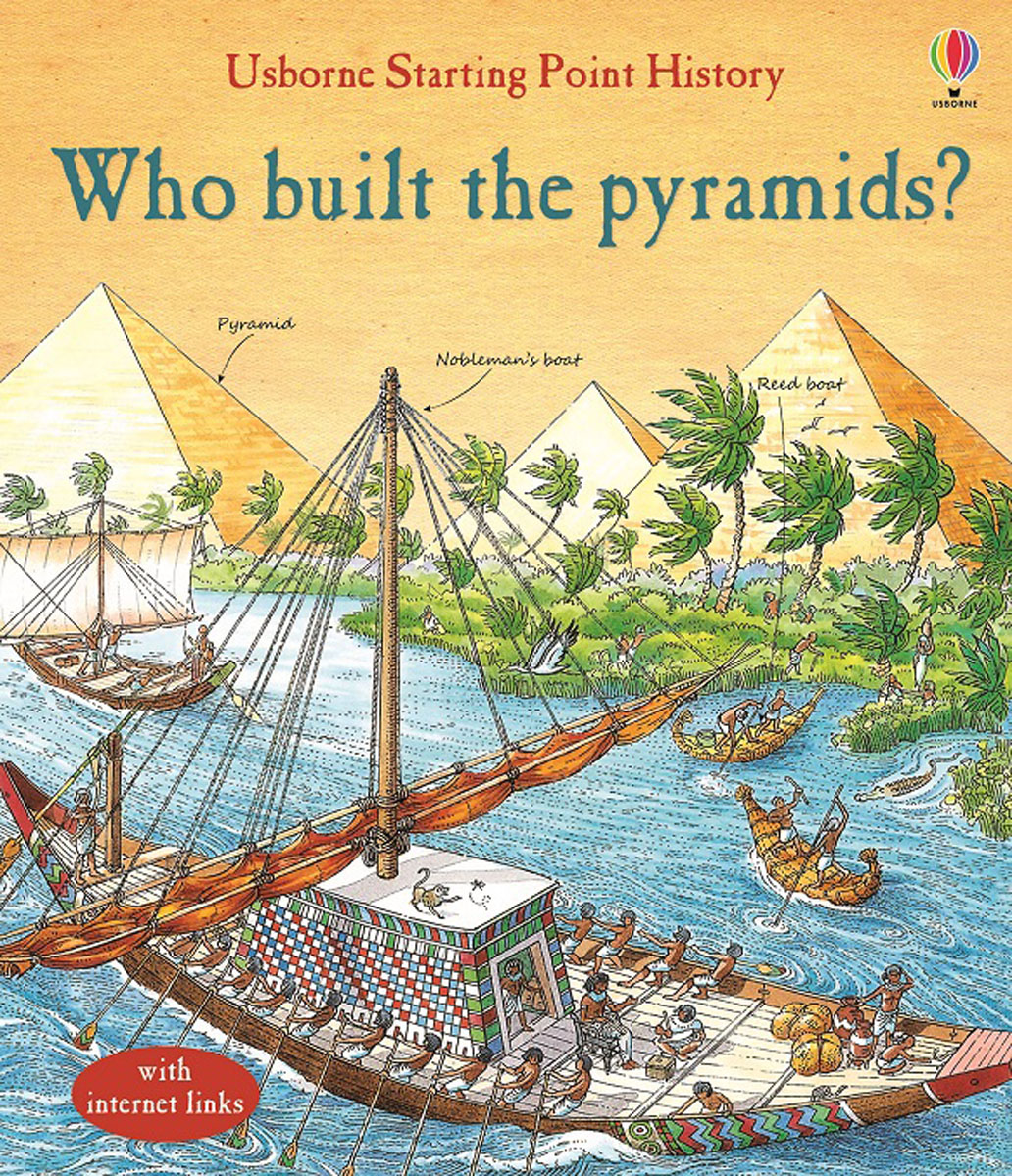 Who Built the Pyramids? seeing things as they are