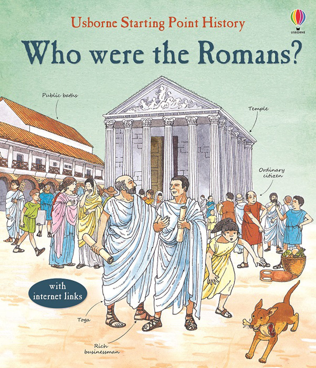 Who Were the Romans? coolidge s what katy did at school and what katy did next