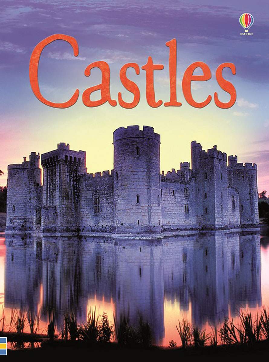 Castles knights and castles to colour