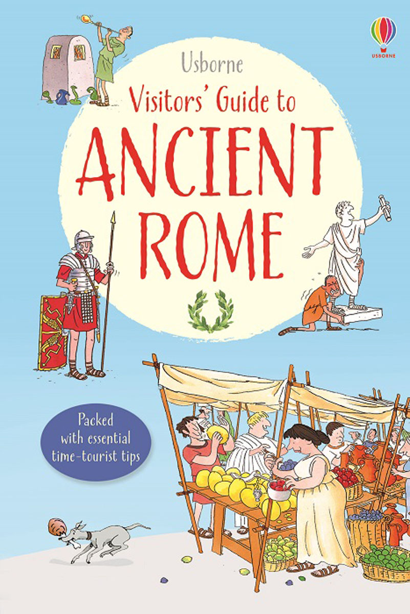 Фото A Visitor's Guide Ancient Rome dk eyewitness top 10 travel guide scotland