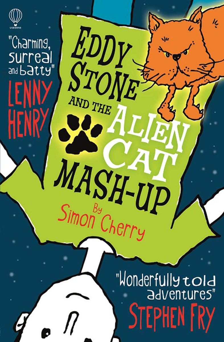 Eddy Stone and the Alien Cat Mash-up ветротурбина eddy gt мощностью 1 кв в украине