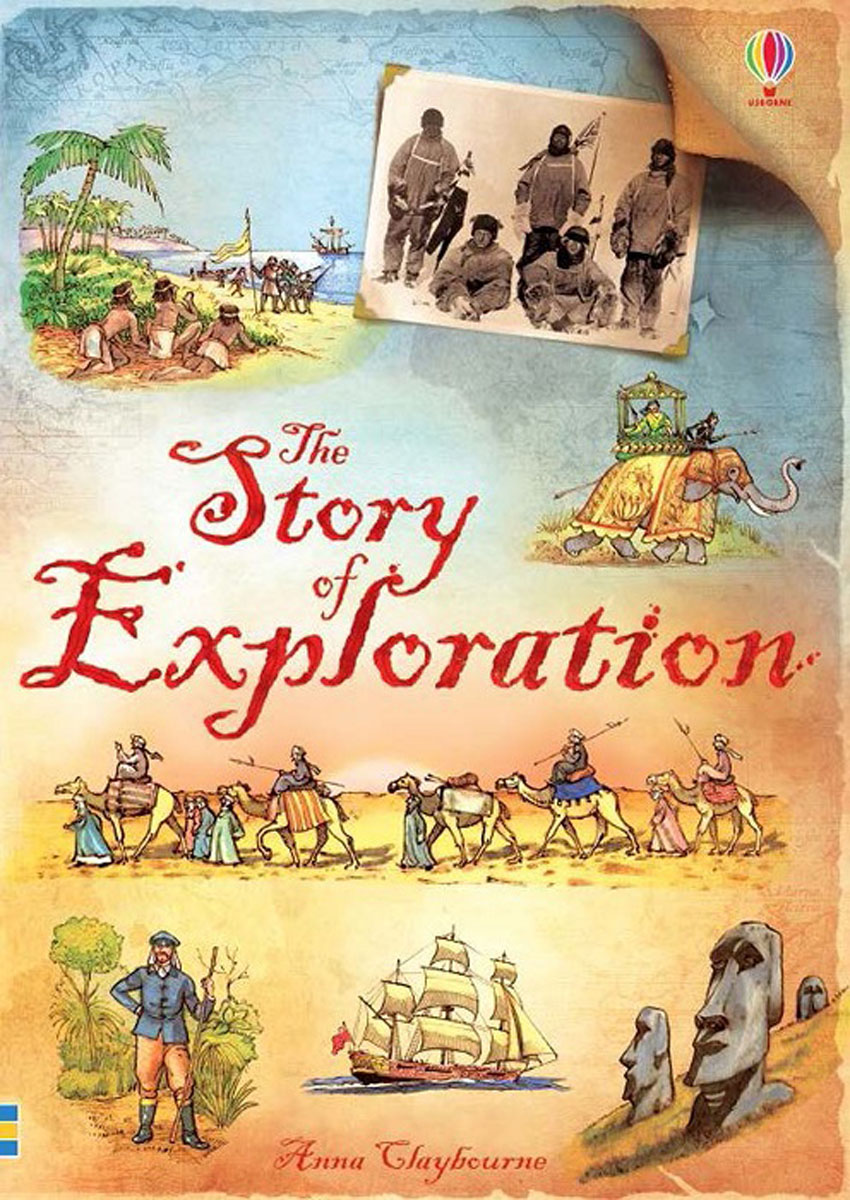The Story of Exploration christopher columbus