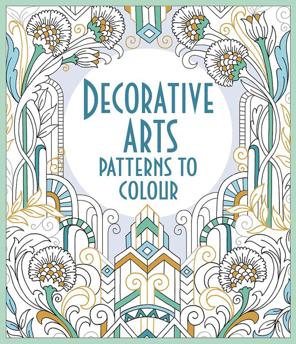Decorative Arts Patterns to Colour roman patterns to colour