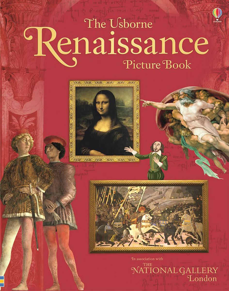 Renaissance Picture Book конструкторы bridge катапульта leonardo da vinci