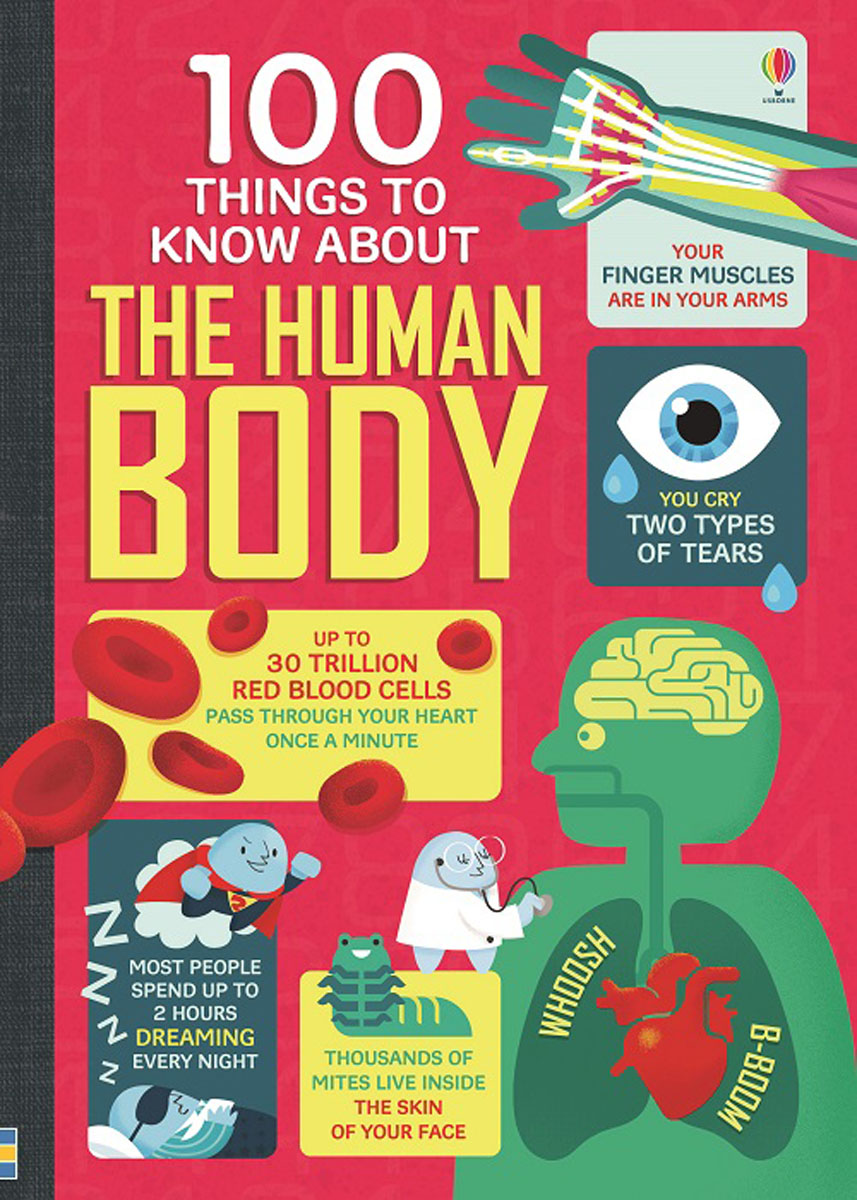 100 Things to know about the Human Body karnak the flaw in all things