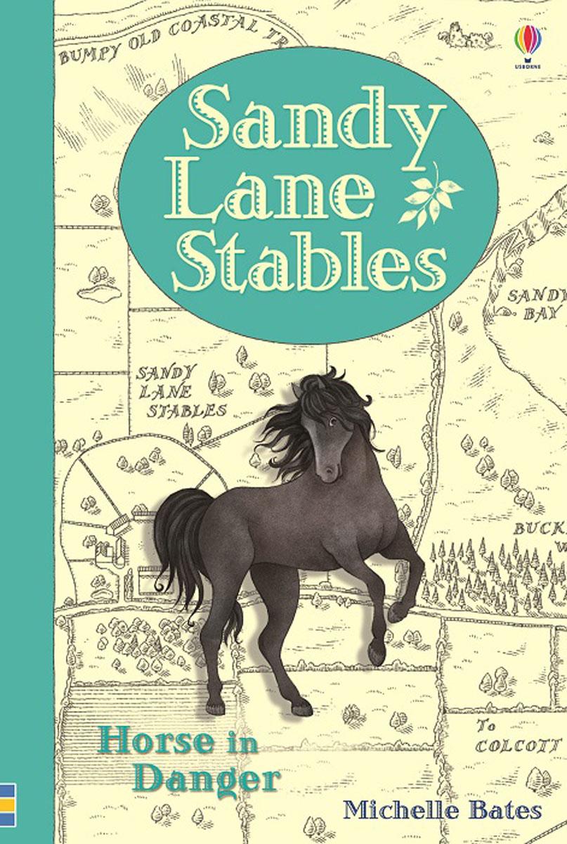 Sandy Lane Stables Horse in Danger ковер stables