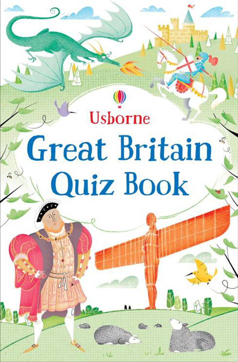 Great Britain Quiz Book match of the day quiz book