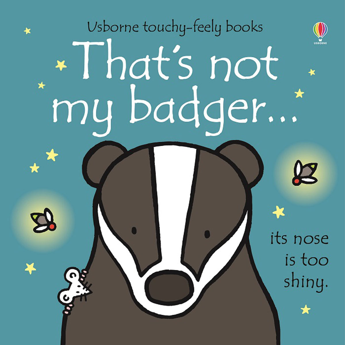 That's not my Badger