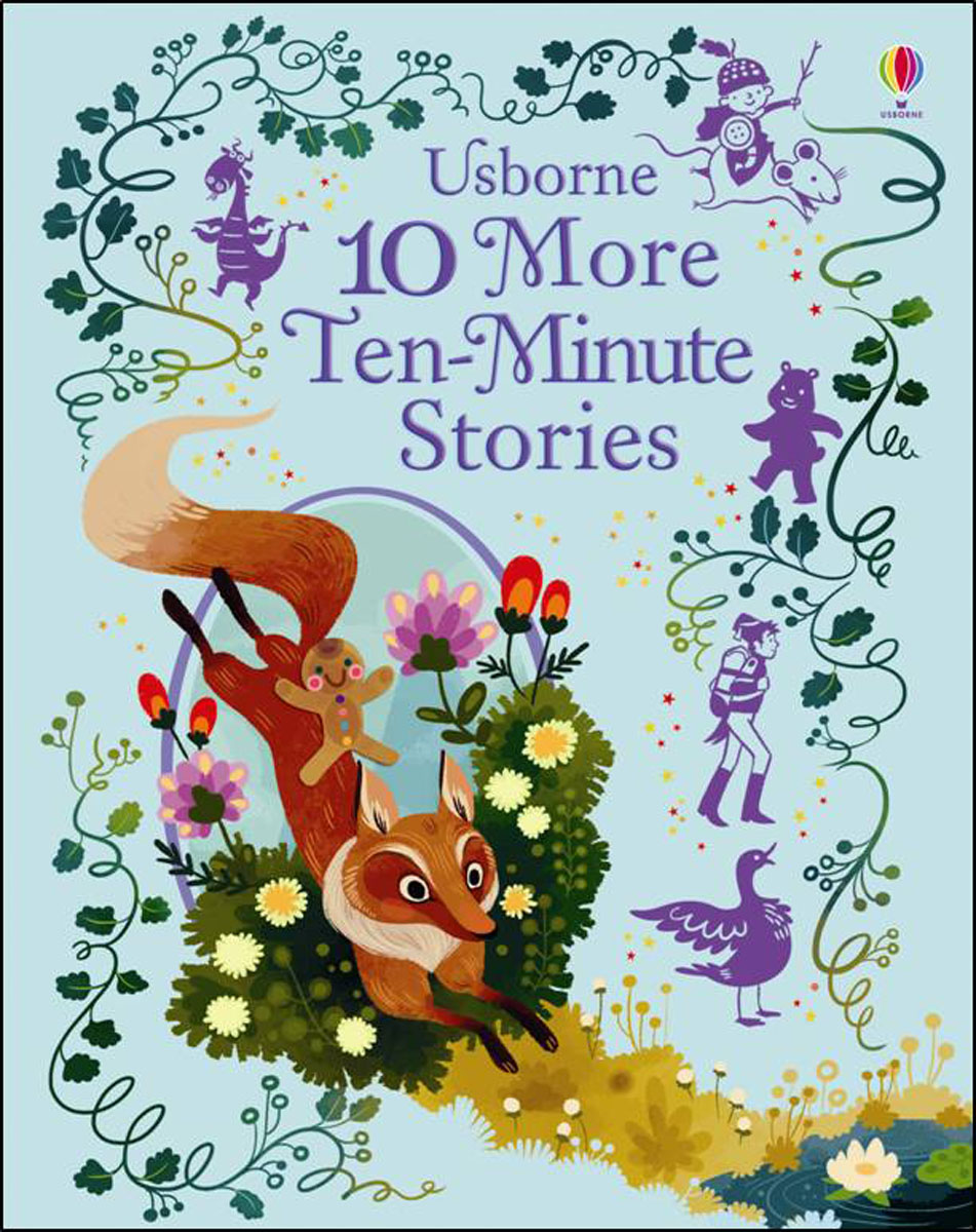 10 More Ten-Minute Stories таймер show more 220v 10a kg01