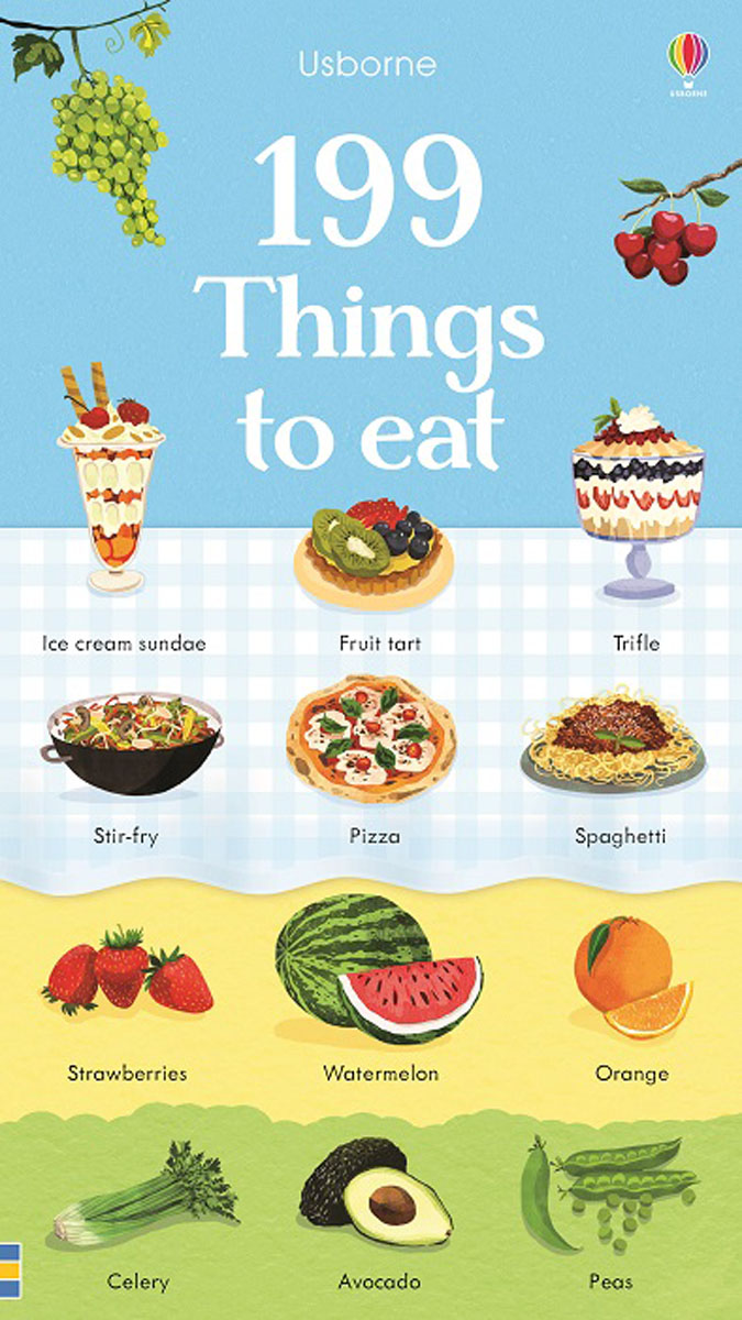 199 Things to Eat small great things