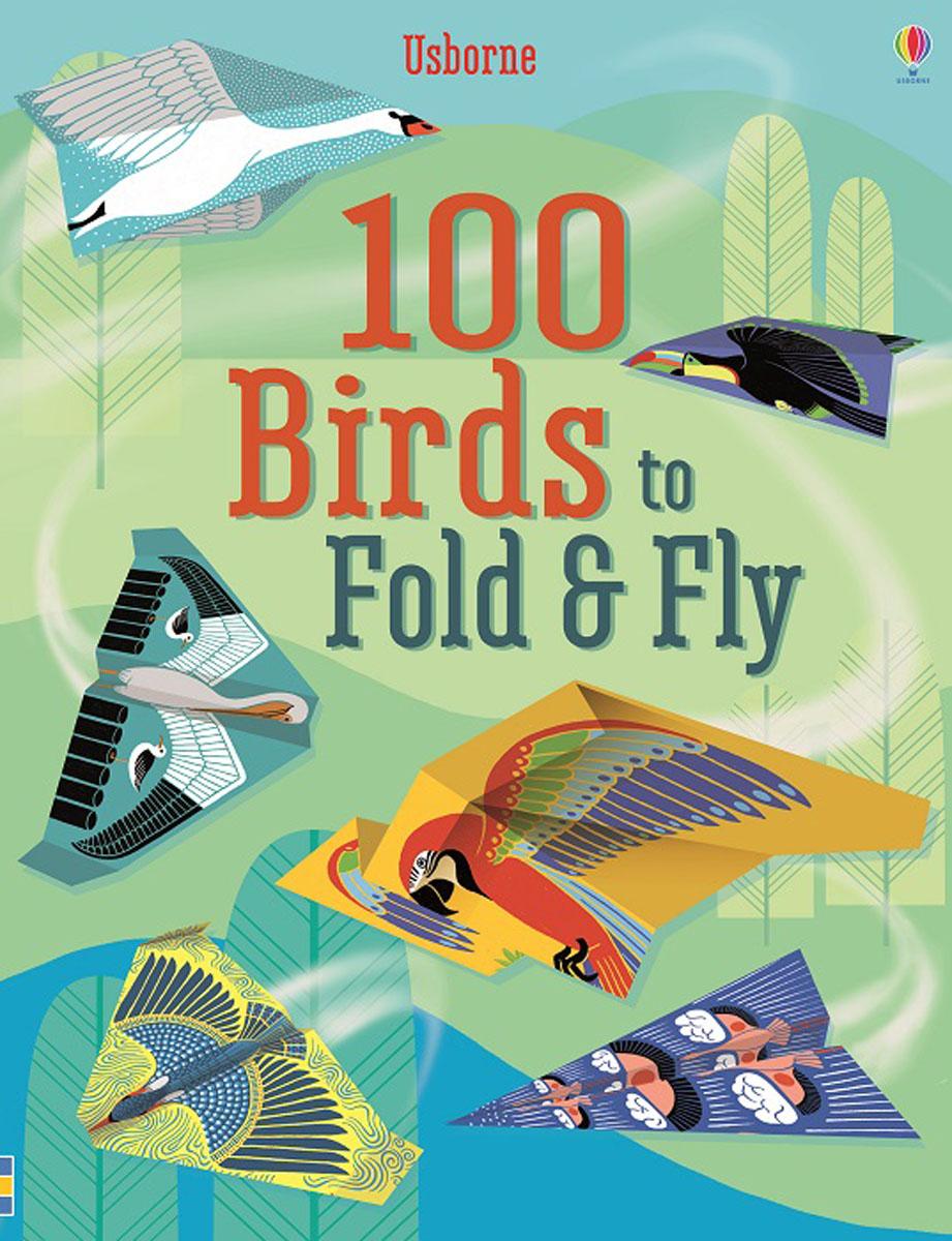 100 Birds to fold and fly the peacocks of baboquivari