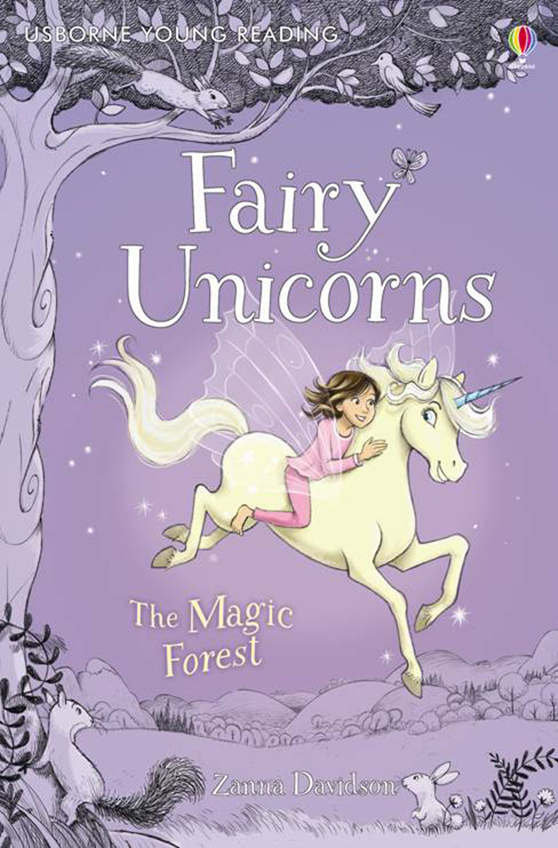 Fairy Unicorns The Magic Forest irresistible