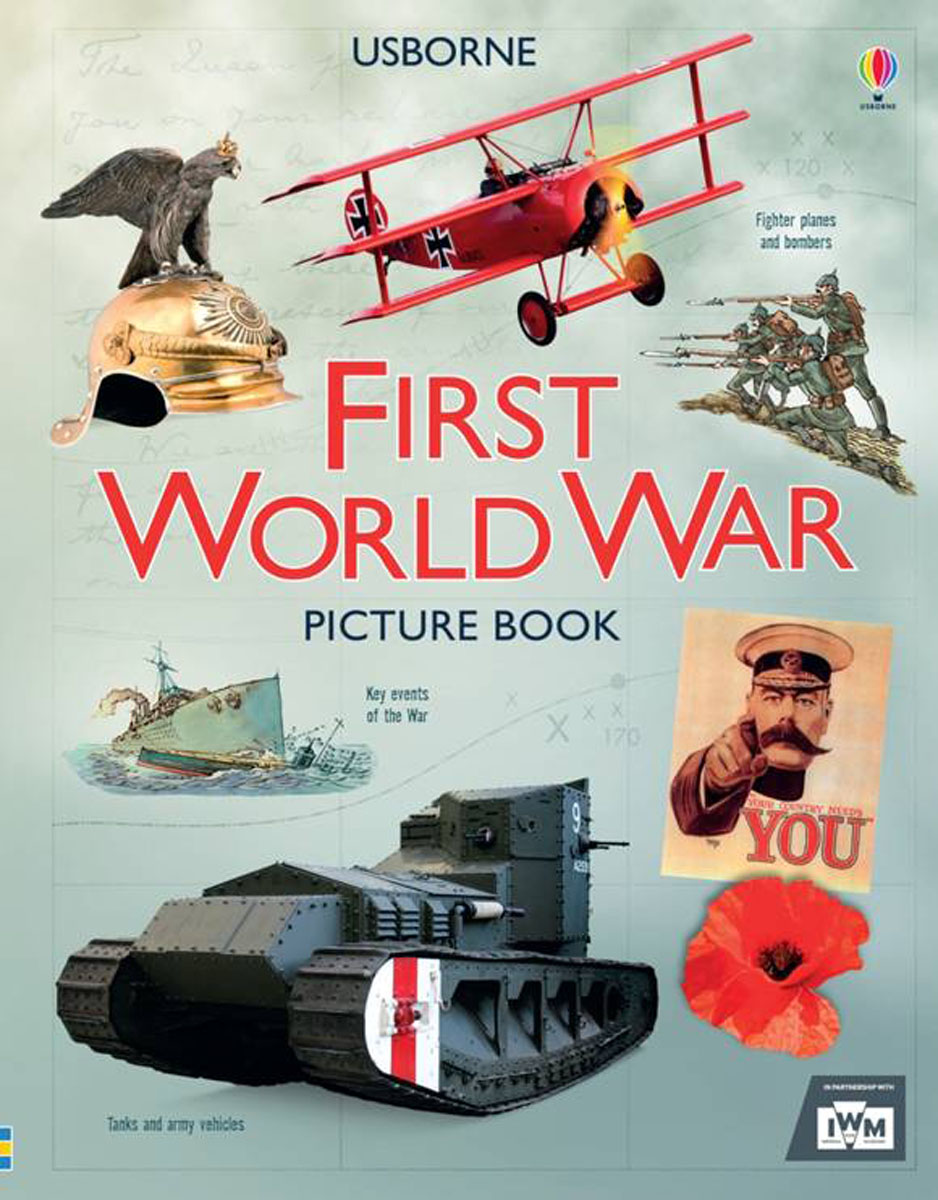 First World War Picture Book first sticker book cities of the world