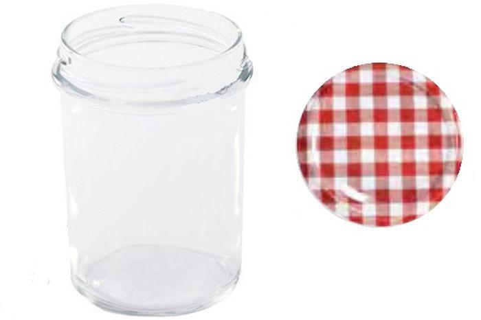 """Банка для сыпучих продуктов Einkochwelt """"Twist"""" изготовлена из прочного стекла и дополнена  металлической крышкой. Такая модель станет незаменимым помощником на любой кухне. В ней  будет удобно хранить сыпучие продукты, такие, как чай, кофе, соль, сахар, крупы, макароны и  многое другое. Емкость плотно закрывается крышкой, благодаря которой дольше сохраняя  аромат и свежесть содержимого.  Оригинальная форма и цвет банки позволит ей стать не  только полезным изделием, но и украшением интерьера вашей кухни. Объем банки: 230 мл."""