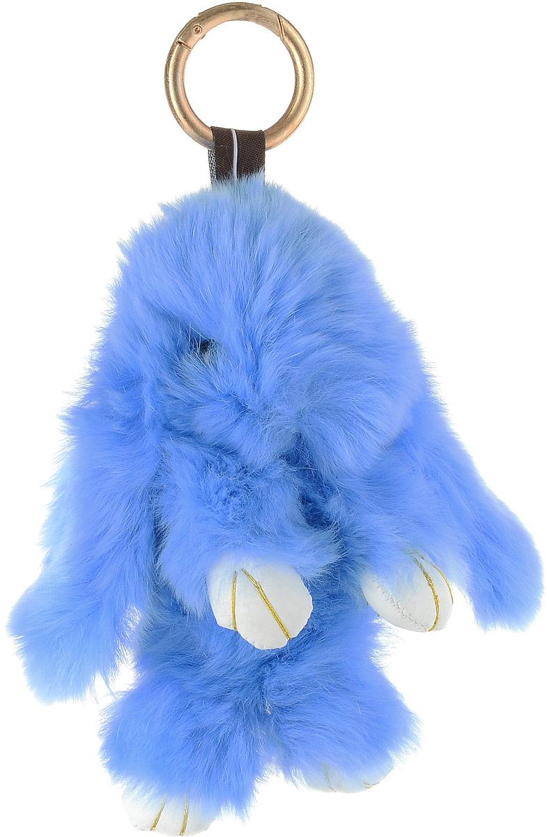 Брелок женский Mitya Veselkov, цвет: голубой. BRELOK-KROLIK-BLUEBRELOK-KROLIK-BLUE
