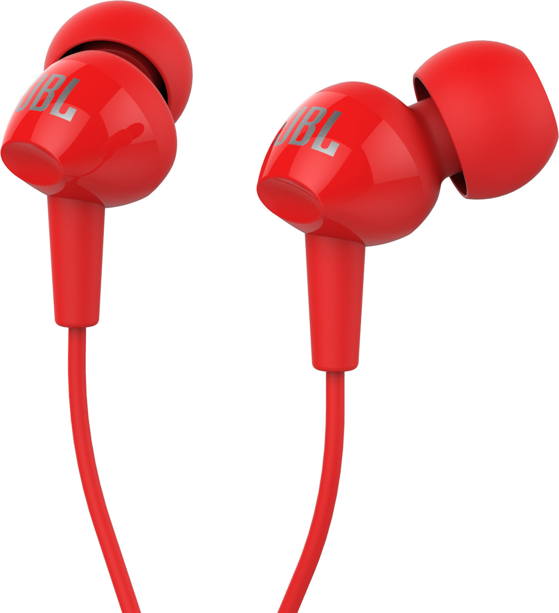 JBL C100SI, Red наушники