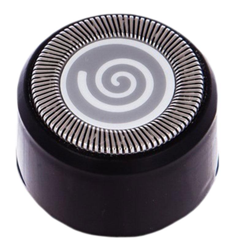 SolStick Mini AP-C01 cменная насадка для бритвыAP-C01Насадка AP-C01 для мини-электробритвы SolStick Mini и электрической щетки для лица SolStick Wash. Используется для бритья волос на лице, руках и пальцах, ногах, в зоне подмышек и бикини. Изготовлена из ABS-пластика и нержавеющей стали марки 420J2.