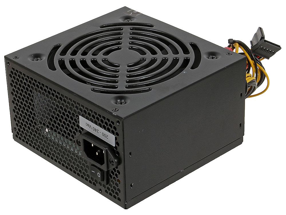 Aerocool VX-400W блок питания для компьютера4713105953541Aerocool VX-400W - это эффективный, надёжный и недорогой блок питания с низким уровнем шумов и помех.Блоки питания линейки VX - самые доступные в ассортименте Aerocool и предназначены для систем начального уровня. Они собраны из высококачественных компонентов и обеспечивают стабильное инадёжное питание для всего системного блока.Хотя устройства линейки VX предназначены для сборки систем начального уровня, Aerocool снабдила их всем необходимым. БП VX работает без шумов и помех, защищён от перепадов напряжения в сети и оборудован 12 сантиметровым вентилятором с умным управлением скоростью вращения.Как собрать игровой компьютер. Статья OZON Гид