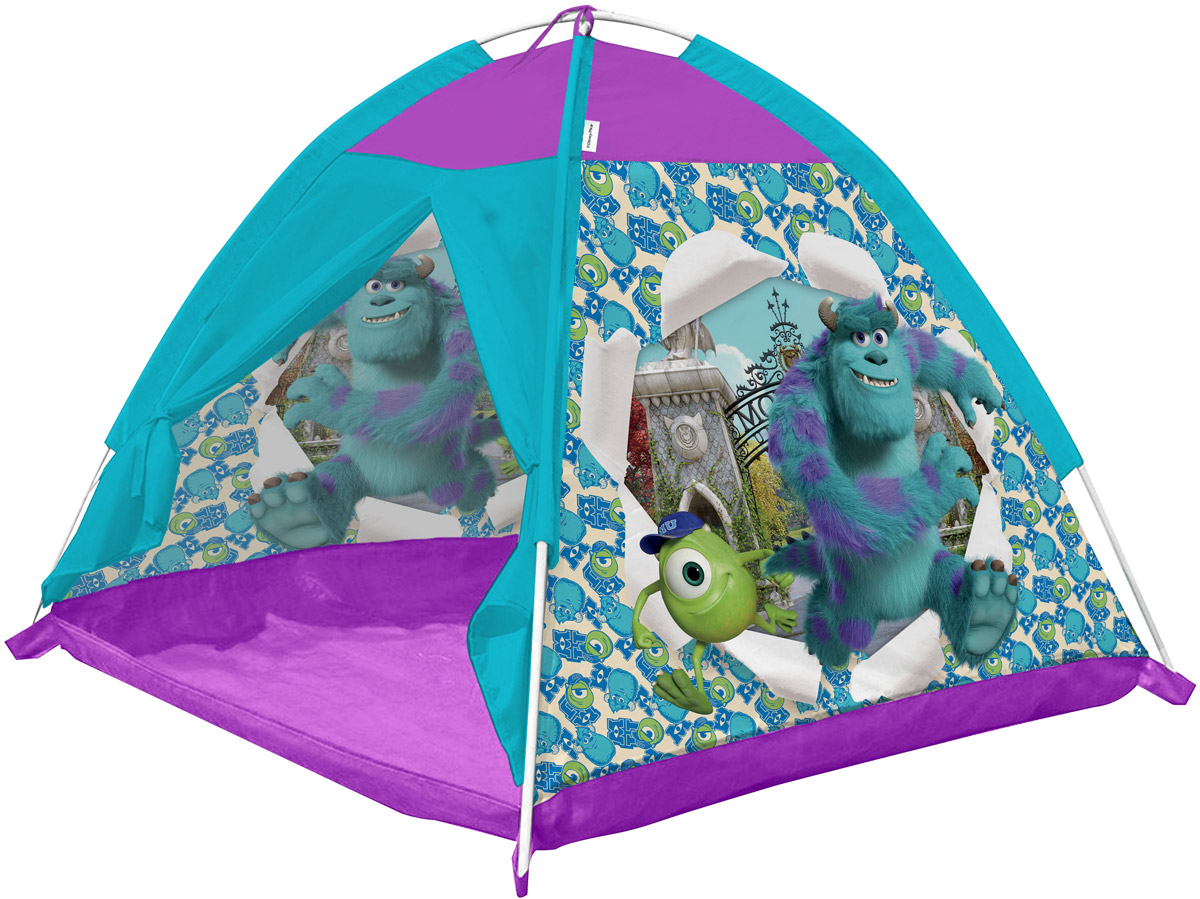 Fresh Trend Палатка для игр Университет Монстров - Игры на открытом воздухе