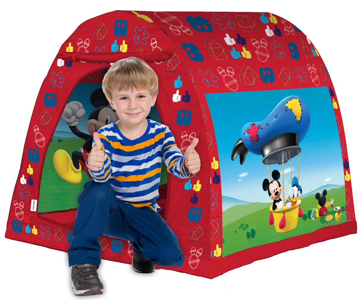 Fresh Trend Палатка для игр Клуб Микки Мауса игровые палатки fresh trend палатка 112 112 84 минни