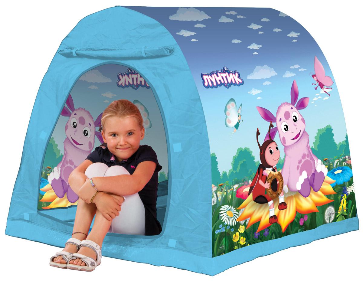 Fresh Trend Палатка для игр Лунтик - Игры на открытом воздухе