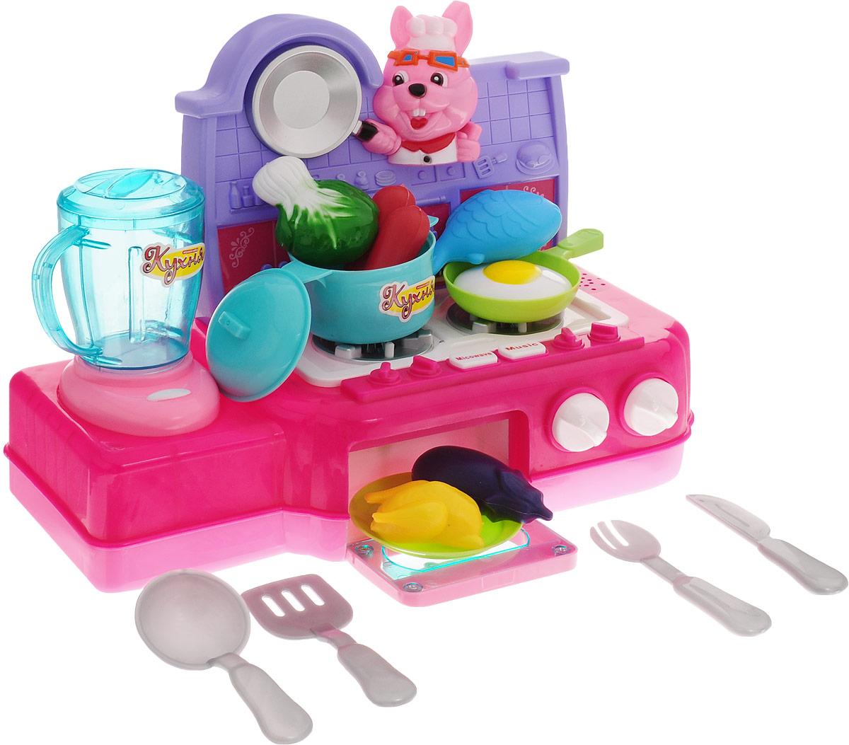 Zhorya Игрушечный набор Кухня где можно купить накладные ногти для детей