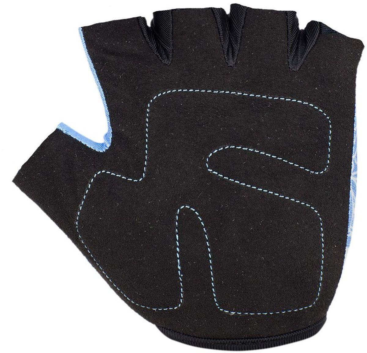 Перчатки велосипедные для девочки Idol