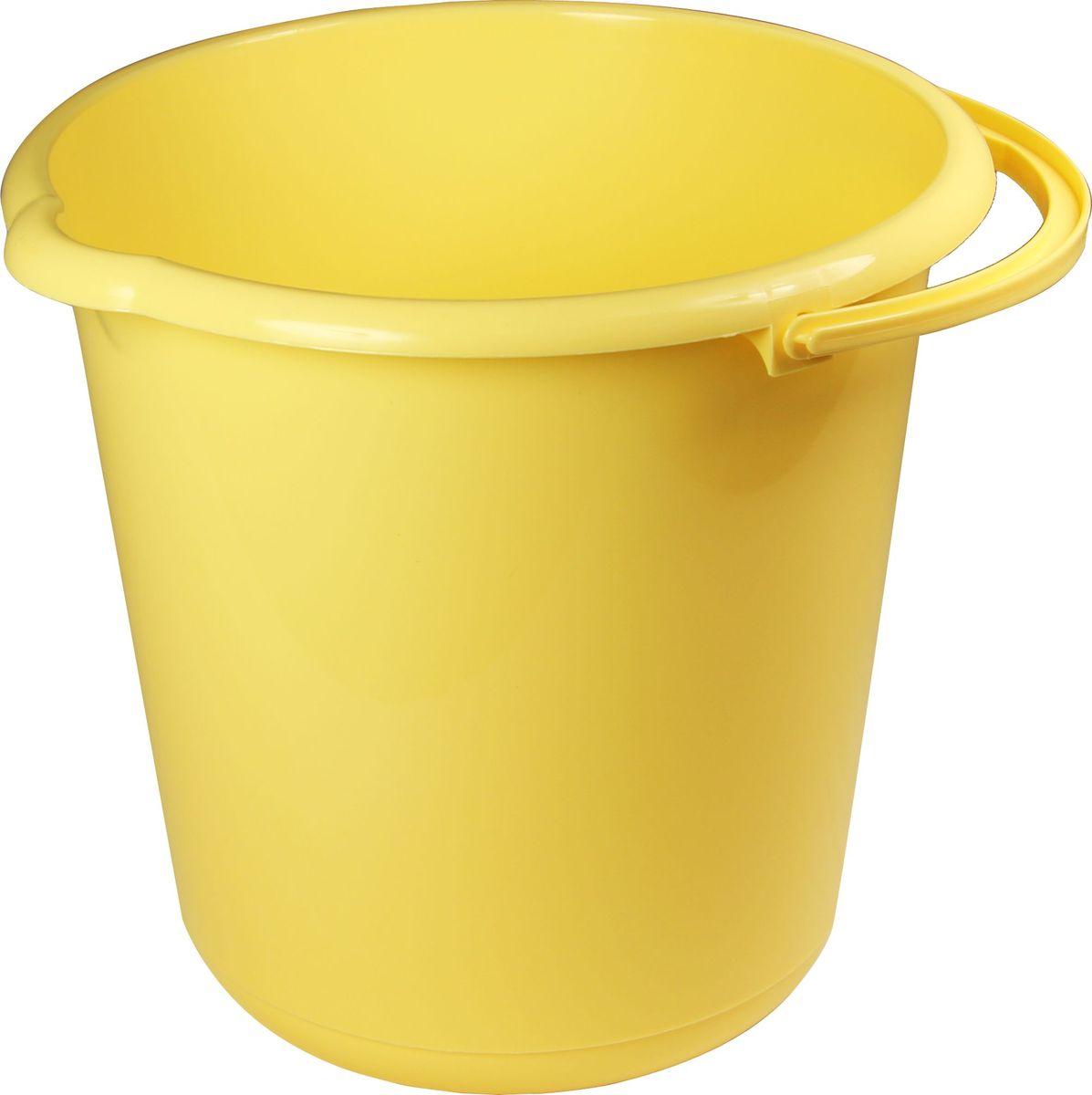 Ведро хозяйственное Idea, цвет: банановый, 3 лМ 2428_банановыйВедро Idea изготовлено из высококачественного прочного пластика. Оно легче железного и не подвержено коррозии. Ведро оснащено удобной пластиковой ручкой. Такое ведро станет незаменимымпомощником в хозяйстве.Диаметр (по верхнему краю): 20 см.Высота: 18,5 см.