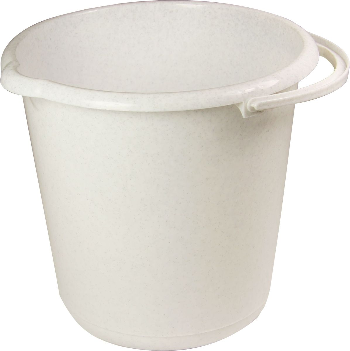 Ведро хозяйственное Idea, цвет: мраморный, 15 л ведро хозяйственное idea цвет мраморный 3 л