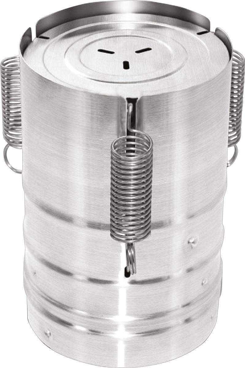 Zigmund & Shtain HM-100 ветчинницаHM-100Ветчинница Zigmund & Shtain HM-100 - пресс-форма для прессования и термообработки пищевых продуктов. Имеет широкий спектр применения: можно варить в кастрюле, запекать в духовке, готовить в мультиварке/аэрогриле/ медленноварке. Рабочий объем исходного продукта - 0,9/1,13/1,5 л. Объем выхода готового продукта - от 0,2 до 1,4 л.