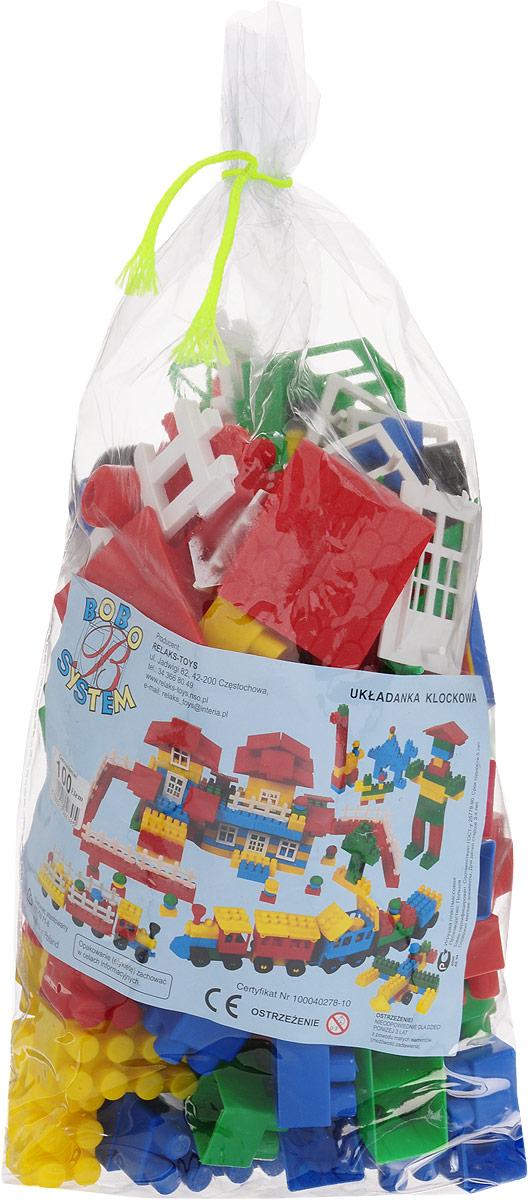Relaks Toys Конструктор П-6305 конструкторы plan toys конструктор блоки