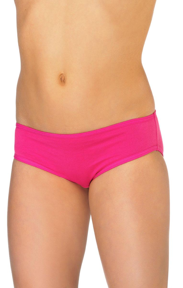 Трусы для девочки Lowry, цвет: розовый, 3 шт. GP-266. Размер XL (134/140) трусы для девочки lowry цвет белый оранжевый 3 шт gp 270 размер xxs 86 92