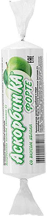 Аскорбин Ка Форте, яблоко, 10 жевательных таблеток224197Аскорбинка стимулирует окислительно-восстановительные реакции, углеводный обмен, регулирует свертываемость крови, регенерацию тканей, образование стероидных гормонов, способствует синтезу коллагена и проколлагена, нормализует проницаемость капилляров.Функции аскорбиновой кислоты:1. Антиоксидантная. Витамин С является мощным антиоксидантом, благодаря чему регулирует окислительно-восстановительные процессы в организме и предотвращает пагубное воздействие свободных радикалов на компоненты клеточной мембраны и содержимое клеток. Помимо этого аскорбиновая кислота необходима для восстановления других антиоксидантов, таких как витамин Е и витамин А.2. Дезинтоксикационная. Аскорбиновая кислота обезвреживает множество ядовитых веществ, таких как тяжелые металлы, табачный дым, токсины возбудителей заболеваний и многие другие токсины и яды.3. Строительная. Витамин С необходим для синтеза коллагена и проколлагена, которые необходимы для формирования соединительной ткани в организме человека.4. Ферментная и гормональная. Аскорбиновая кислота необходима для синтеза многих ферментов и гормонов, в том числе и адреналин.5. Аскорбиновая кислота способствует всасыванию железа в желудочно-кишечном тракте, благодаря чему в организме нормально синтезируется гемоглобин.6. Защитная. Витамин С способствует улучшению иммунитета и противостояния организма различным инфекциям, в том числе и вирусным.7. Антиатеросклеротическая. Под воздействие аскорбиновой кислоты в организме уменьшается количество вредного холестерина входящего в состав липопротеинов низкой и очень низкой плотности (ЛПНП и ЛПОНП) и увеличивается содержание полезного холестерина входящего в состав липопротеинов высокой плотности (ЛПВП), благодаря чему предотвращается развитие атеросклеротических бляшек на стенках сосудов. Более того, холестерин под воздействием витамина.Сфера применения: Витаминология.Витамин С.Товар сертифицирован.
