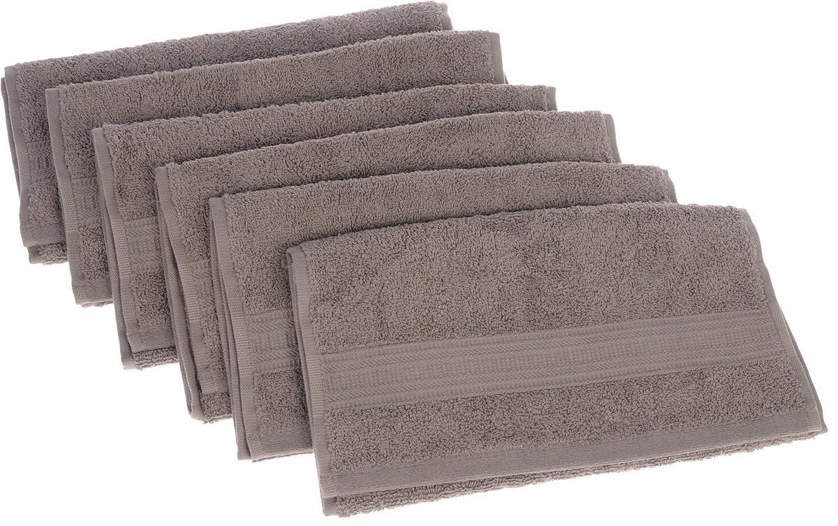 Набор полотенец TAC Mix and sleep, цвет: кофейный, 30 х 50 см, 6 шт1200Набор TAC Mix and sleep состоит из шести полотенец, выполненных из натуральной махровой ткани (100% хлопка). Изделия отлично впитывают влагу, быстро сохнут, сохраняют яркость цвета и не теряют формы даже после многократных стирок. Полотенца TAC Mix and sleep очень практичны и неприхотливы в уходе. Такой набор послужит приятным подарком.