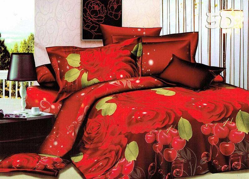 Комплект белья МарТекс Соната, 1,5-спальный, наволочки 70х7001-1077-1Комплект постельного белья МарТекс Соната, выполненный из микрополиэстера, состоит из пододеяльника, простыни и двух наволочек. Изделия оформлены оригинальным рисунком. Такой комплект подойдет для любого стилевого и цветового решения интерьера, а также создаст в доме уют. Приобретая комплект постельного белья МарТекс, вы можете быть уверенны в том, что покупка доставит вам и вашим близким удовольствие и подарит максимальный комфорт.
