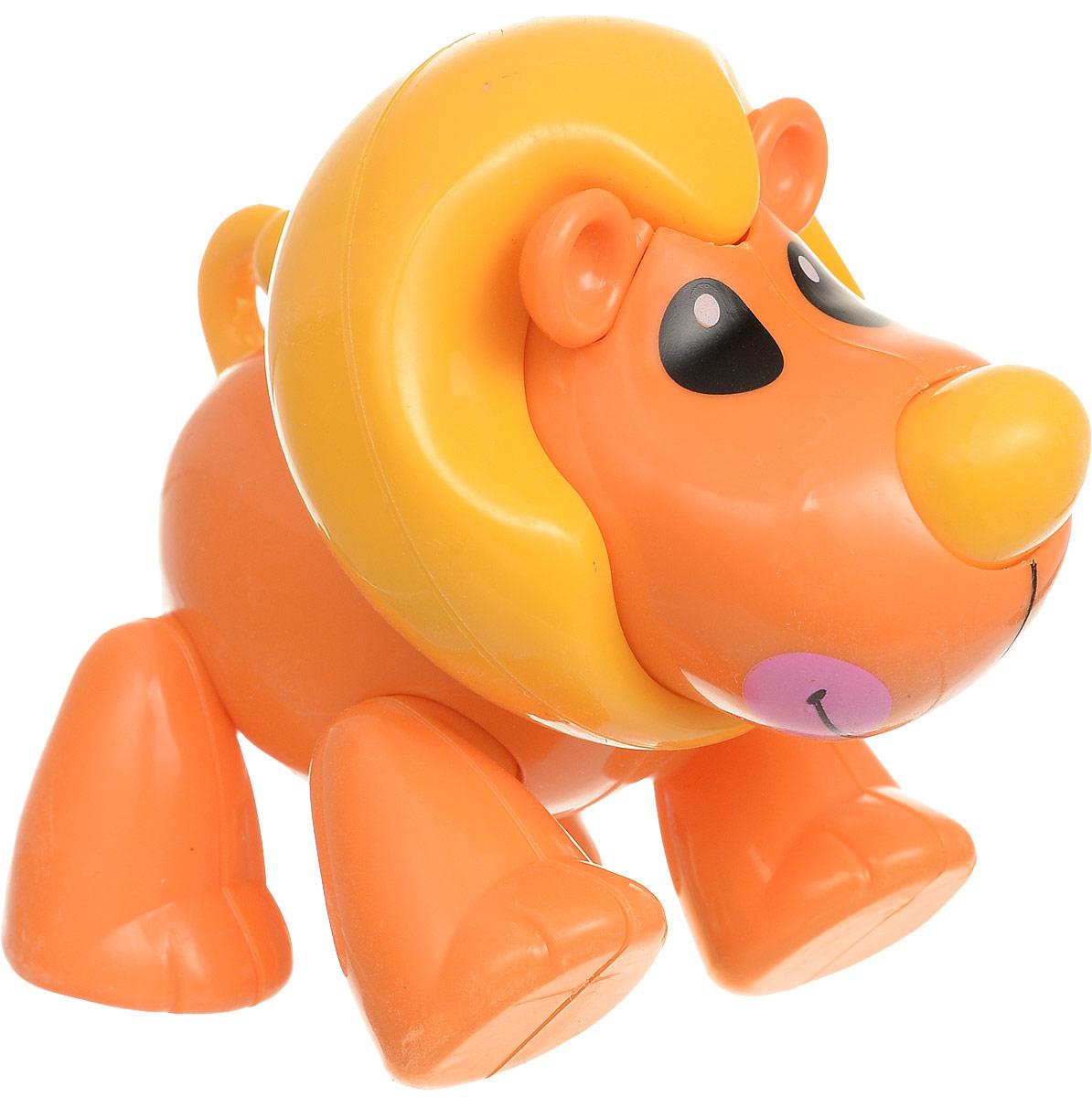 Ути-Пути Развивающая игрушка Лев 49717 цена