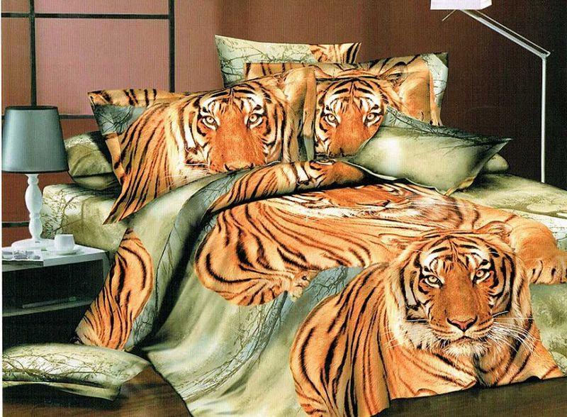 Комплект белья МарТекс Арсеан, 1,5-спальный, наволочки 70х70 комплект белья в киеве круглосуточно