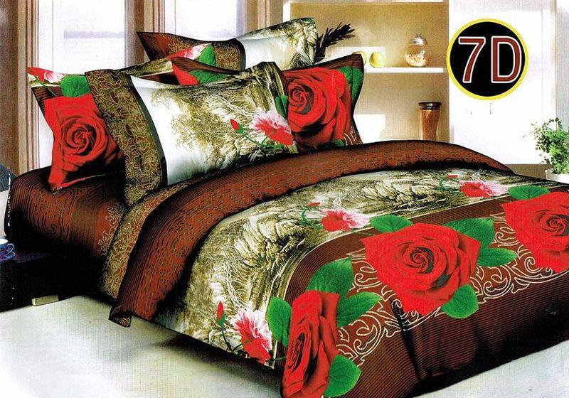Комплект белья МарТекс Надежда, 1,5-спальный, наволочки 70х7001-1232-1Комплект постельного белья МарТекс Надежда, выполненный из микрополиэстера, состоит из пододеяльника, простыни и двух наволочек. Изделия оформлены оригинальным рисунком. Такой комплект подойдет для любого стилевого и цветового решения интерьера, а также создаст в доме уют. Приобретая комплект постельного белья МарТекс, вы можете быть уверенны в том, что покупка доставит вам и вашим близким удовольствие и подарит максимальный комфорт.