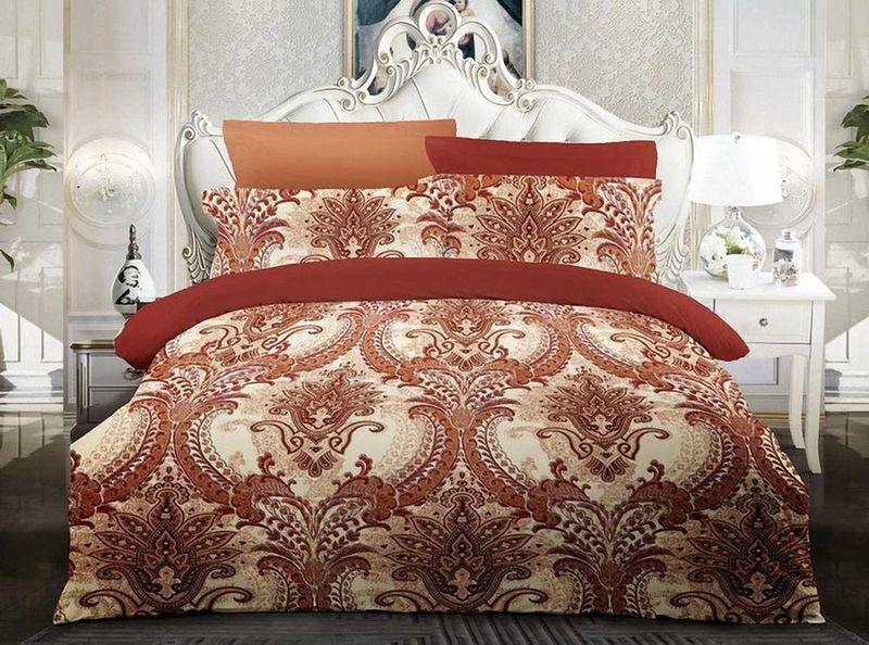 Комплект белья МарТекс Мистраль, 1,5-спальный, наволочки 70х70 комплект белья в киеве круглосуточно