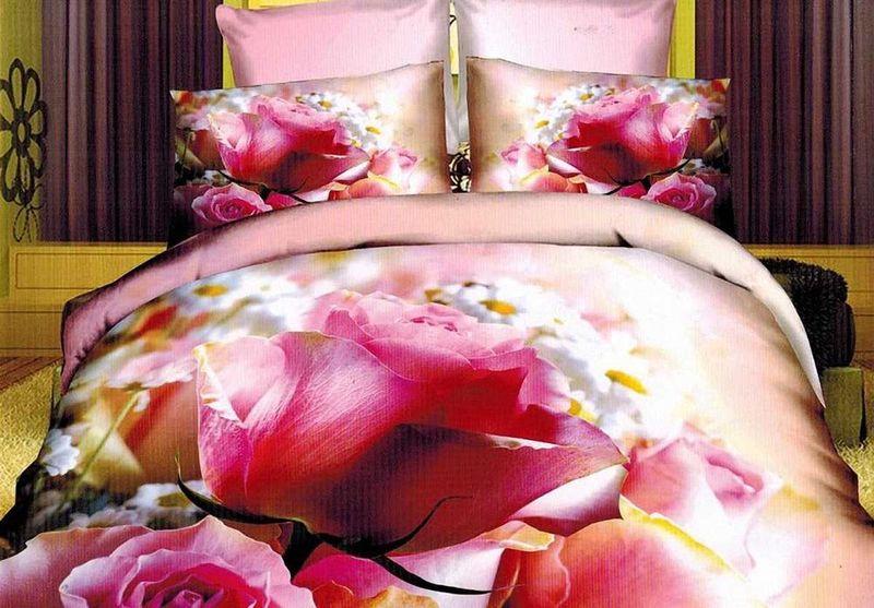 Комплект белья МарТекс Лайма, 1,5-спальный, наволочки 50х7001-1312-1Комплект постельного белья МарТекс Лайма, выполненный из микрополиэстера, состоит из пододеяльника, простыни и двух наволочек. Изделия оформлены оригинальным рисунком. Такой комплект подойдет для любого стилевого и цветового решения интерьера, а также создаст в доме уют. Приобретая комплект постельного белья МарТекс, вы можете быть уверенны в том, что покупка доставит вам и вашим близким удовольствие и подарит максимальный комфорт.